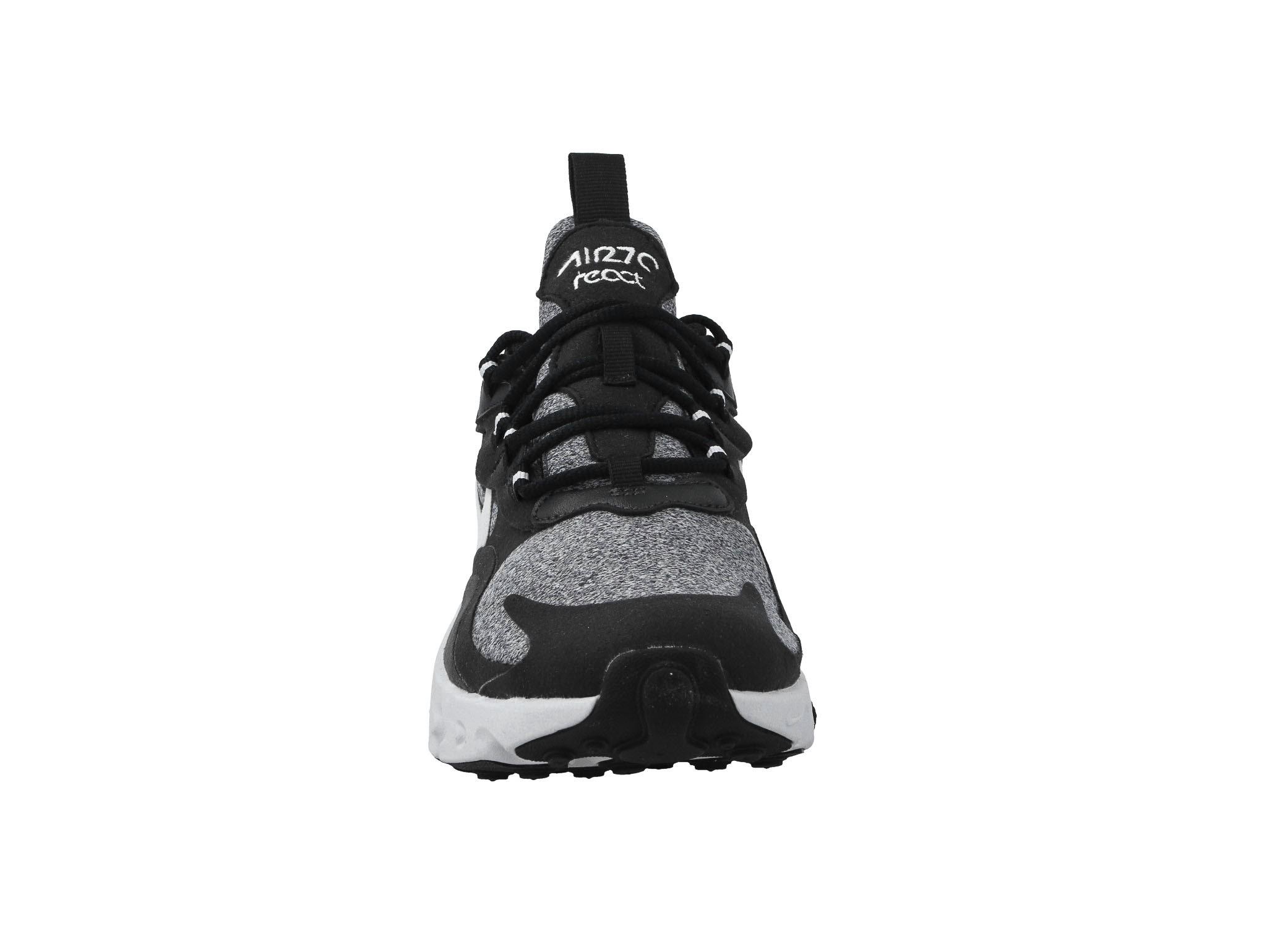 Cipő NIKE Air Max 270 React (Gs) BQ0103 003 BlackVast