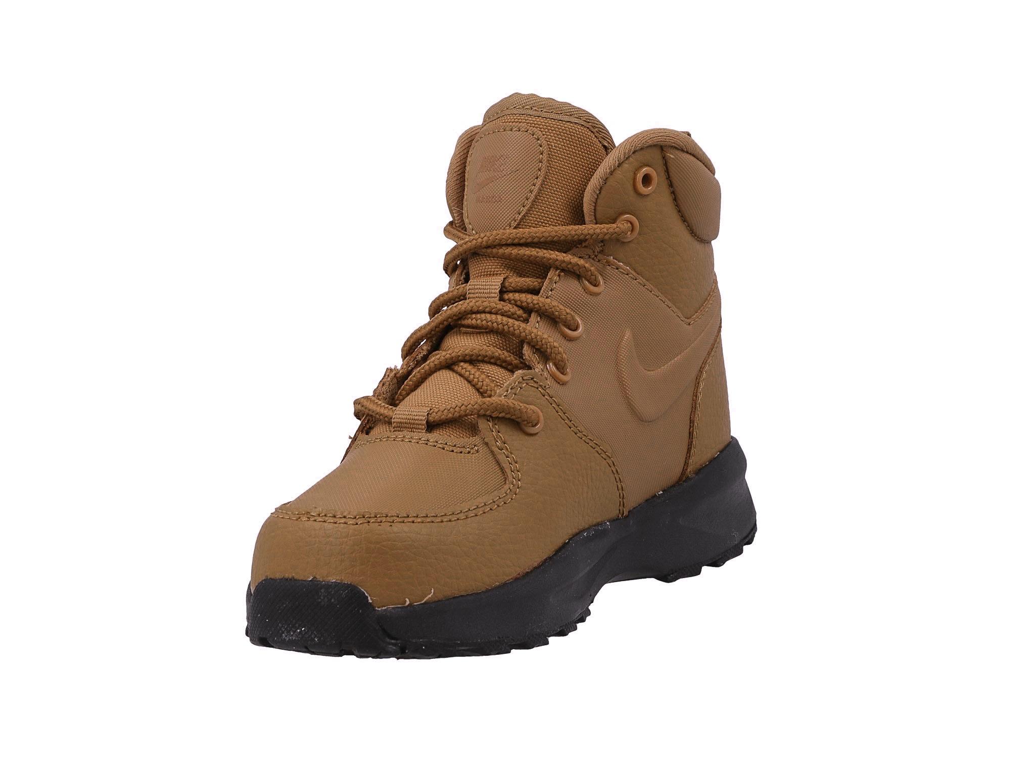 Chaussures NIKE Manoa Ltr (Ps) BQ5373 700 WheatWheatBlack