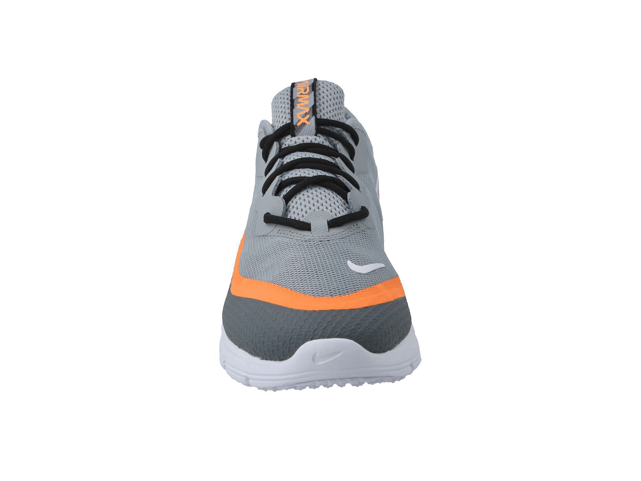 Air Max Sequent 4.5 Sneaker In 004 Wolf Greywhitegryorange