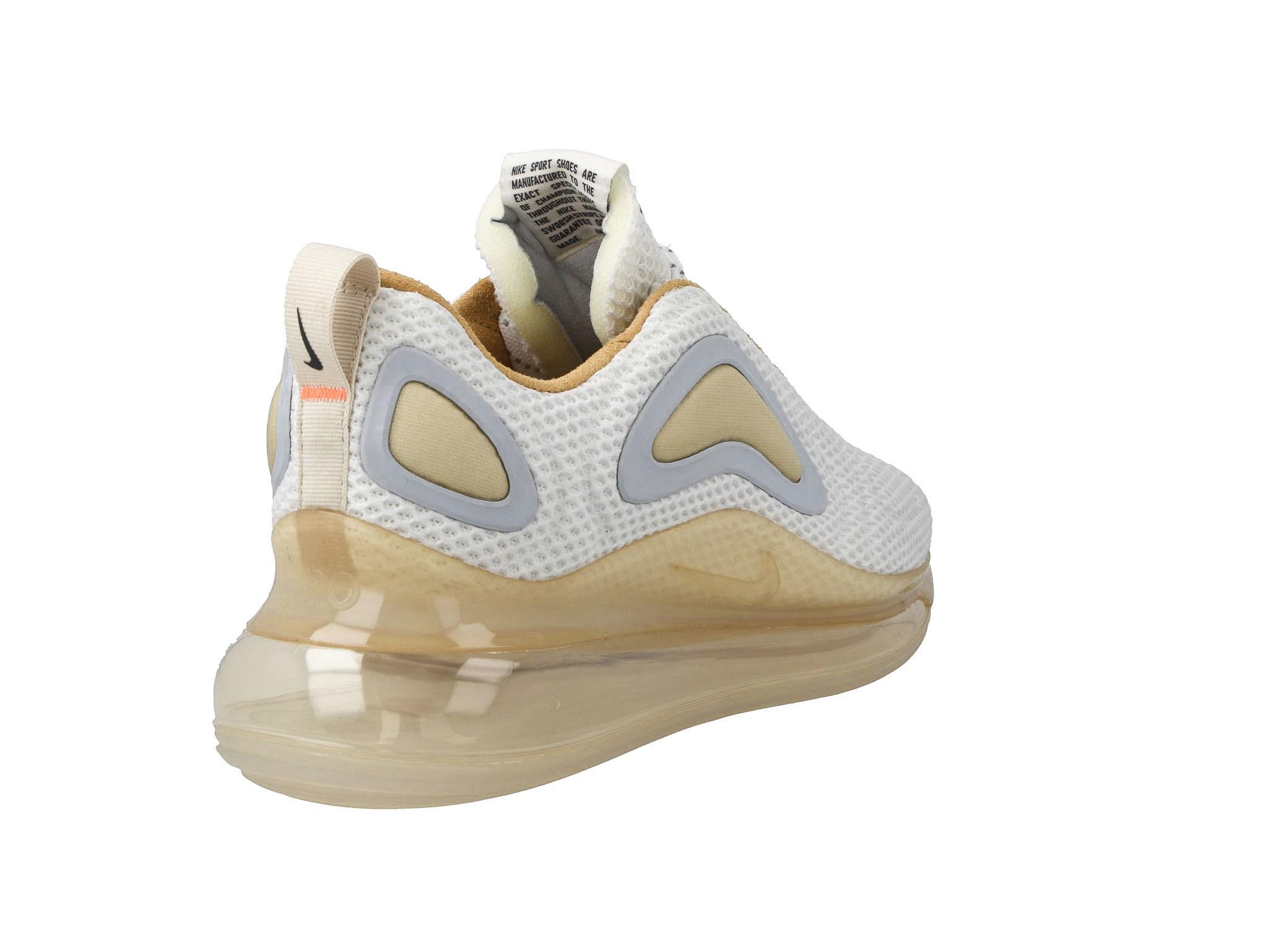Nike Air Max 720 WhiteAnthracite Pale Vanilla CI6393 100