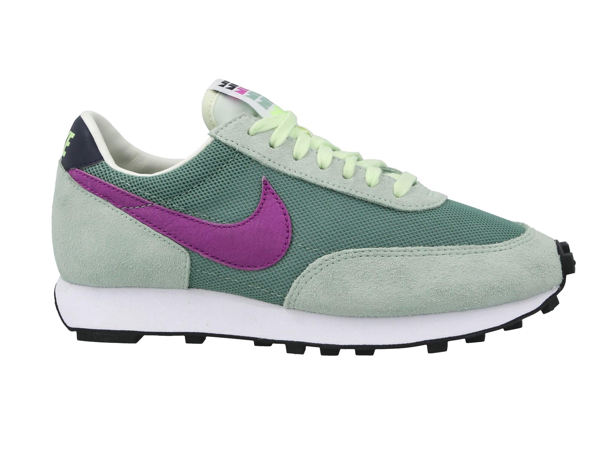 Cipő NIKE - Daybreak CQ6358 300 Silver Pine/Hyper Violet  - Sneakers - Félcipő - Női