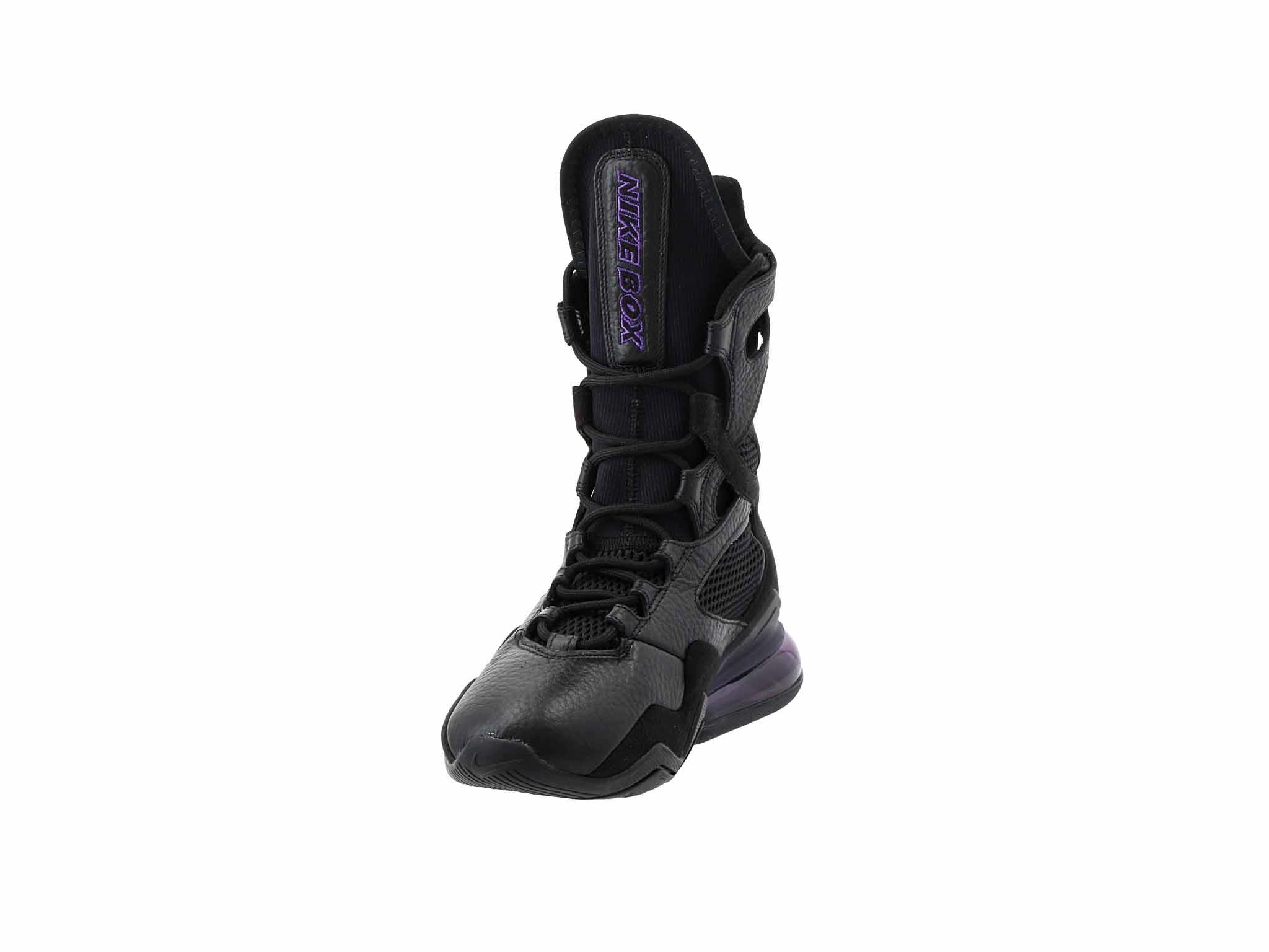 Buty NIKE Air Max Box AT9729 005 BlackBlackGrand Purple