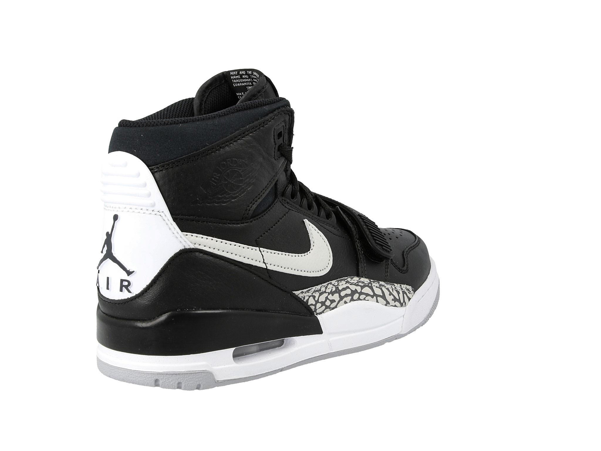 Nike Męskie Jordan Max Aura buty do koszykówki czarny 45