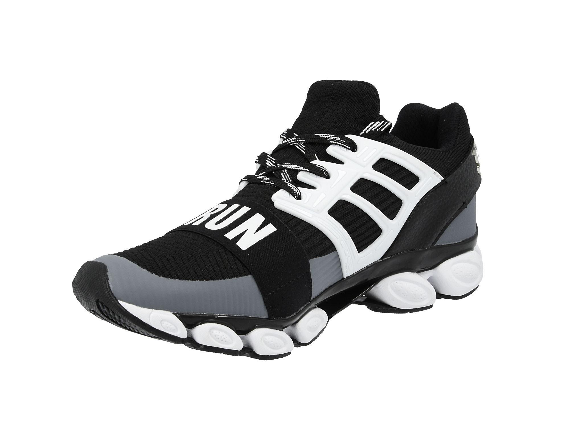 Sneakers PLEIN SPORT - Runner Original A19S USC0012 SXV002N Black/White 0201 - Sneakers - Chaussures basses - Homme