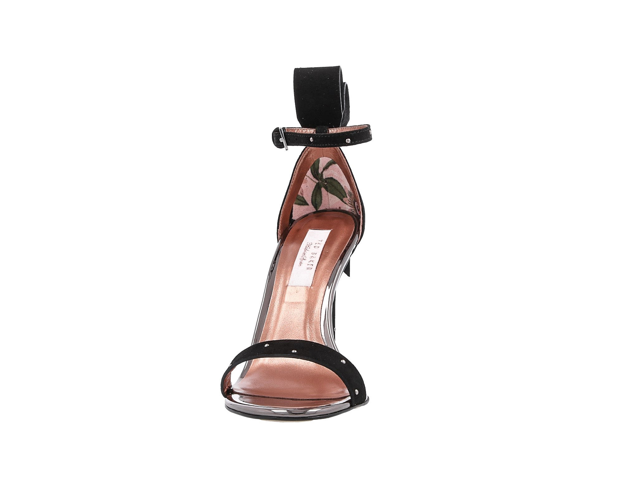 Sandały TED BAKER Zandala 9 18520 Sued Af Black Sandały
