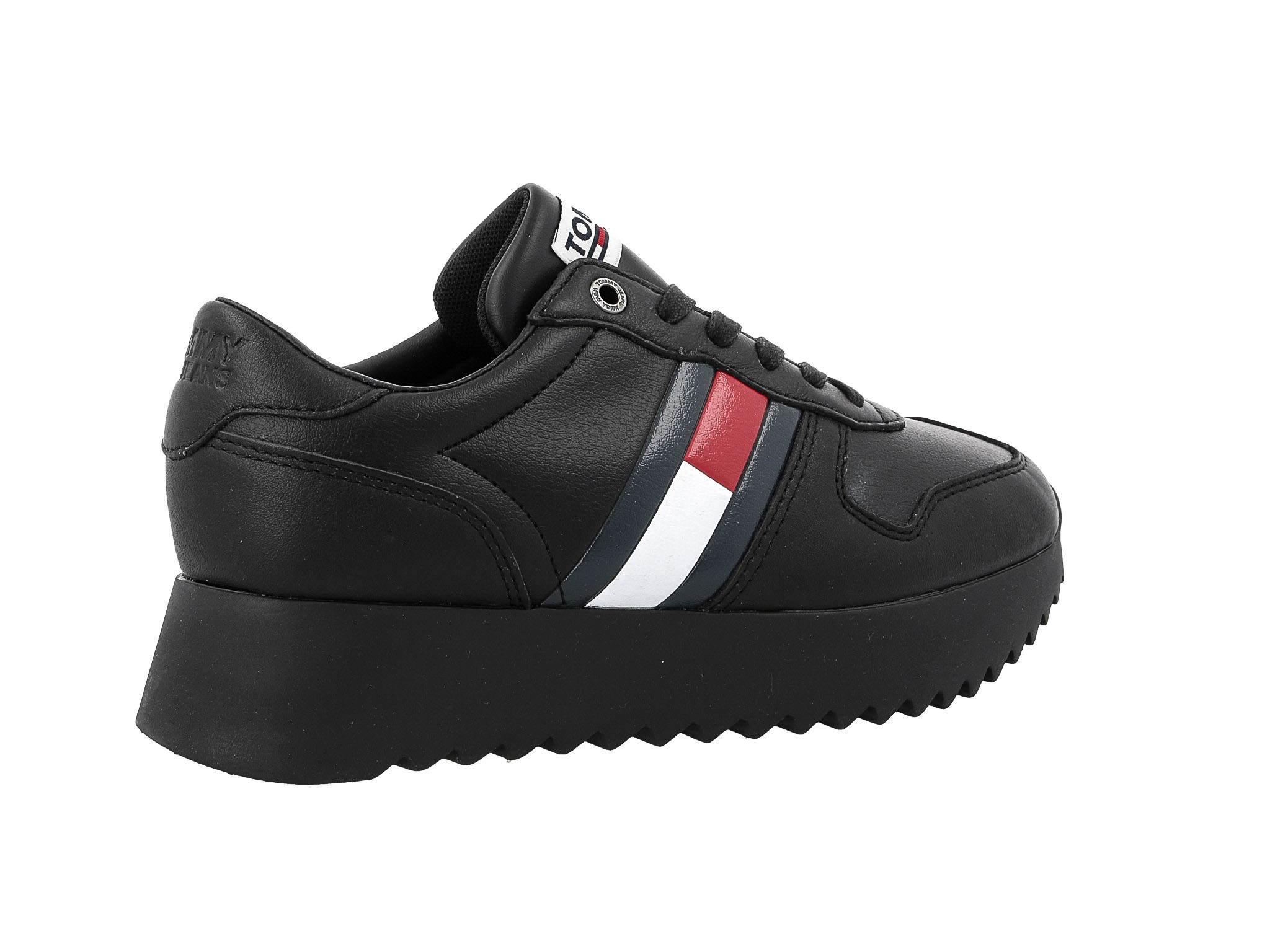 sneakersy tommy jeans high cleated