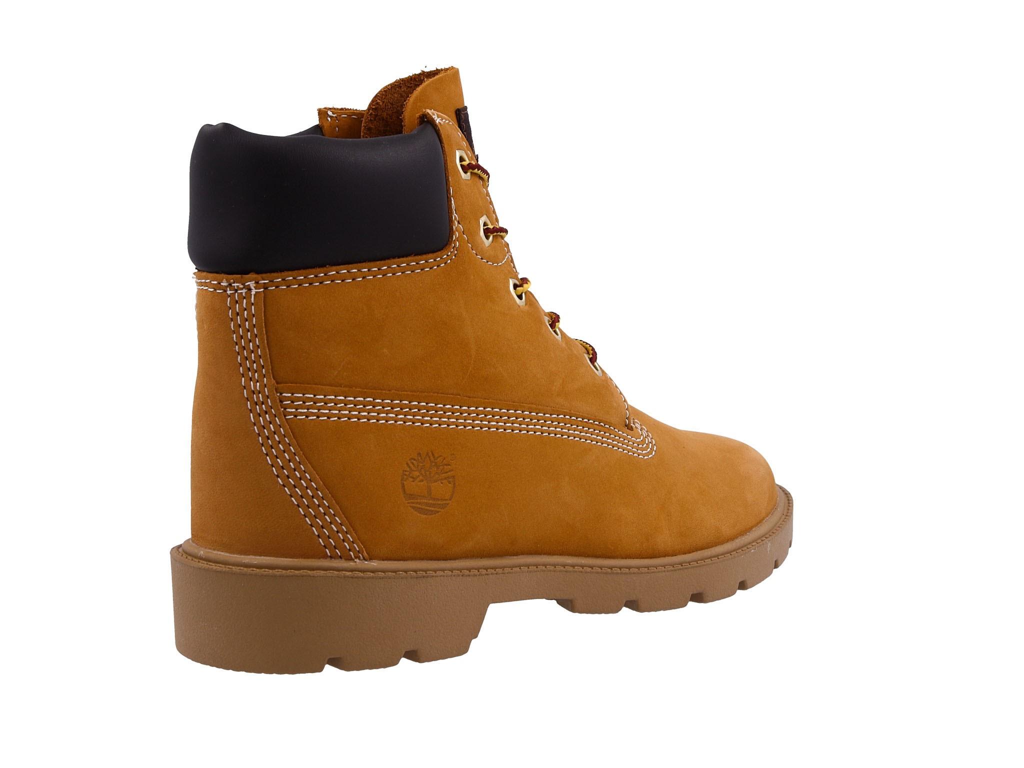 Bakancs TIMBERLAND Classic 6 In W Terproof Boot TB0109607131 Wheat Nubuck