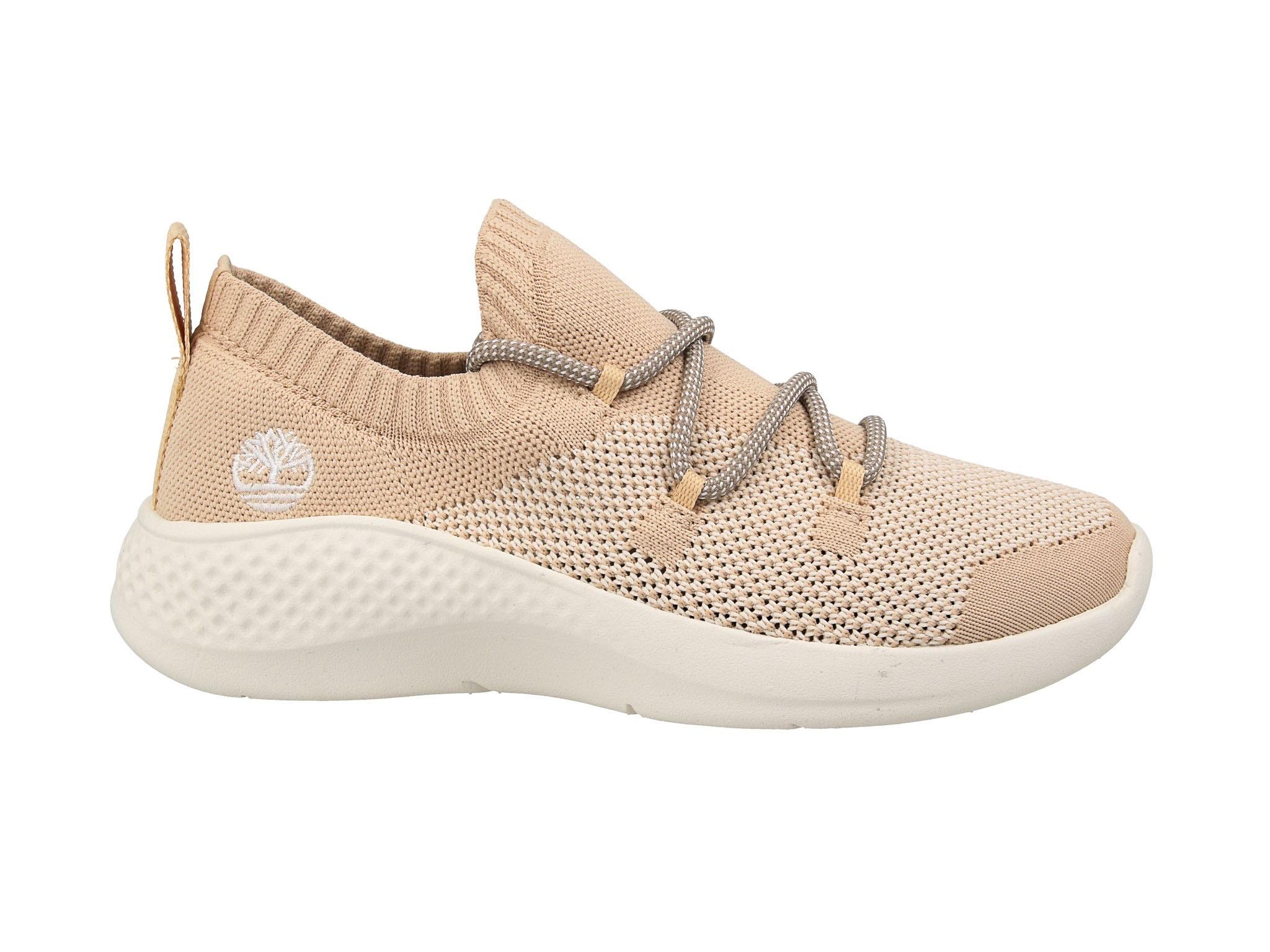 Sneakers TIMBERLAND FlyRoam Go Stohl Oxford TB0A24V5K39 Light Beige Knit