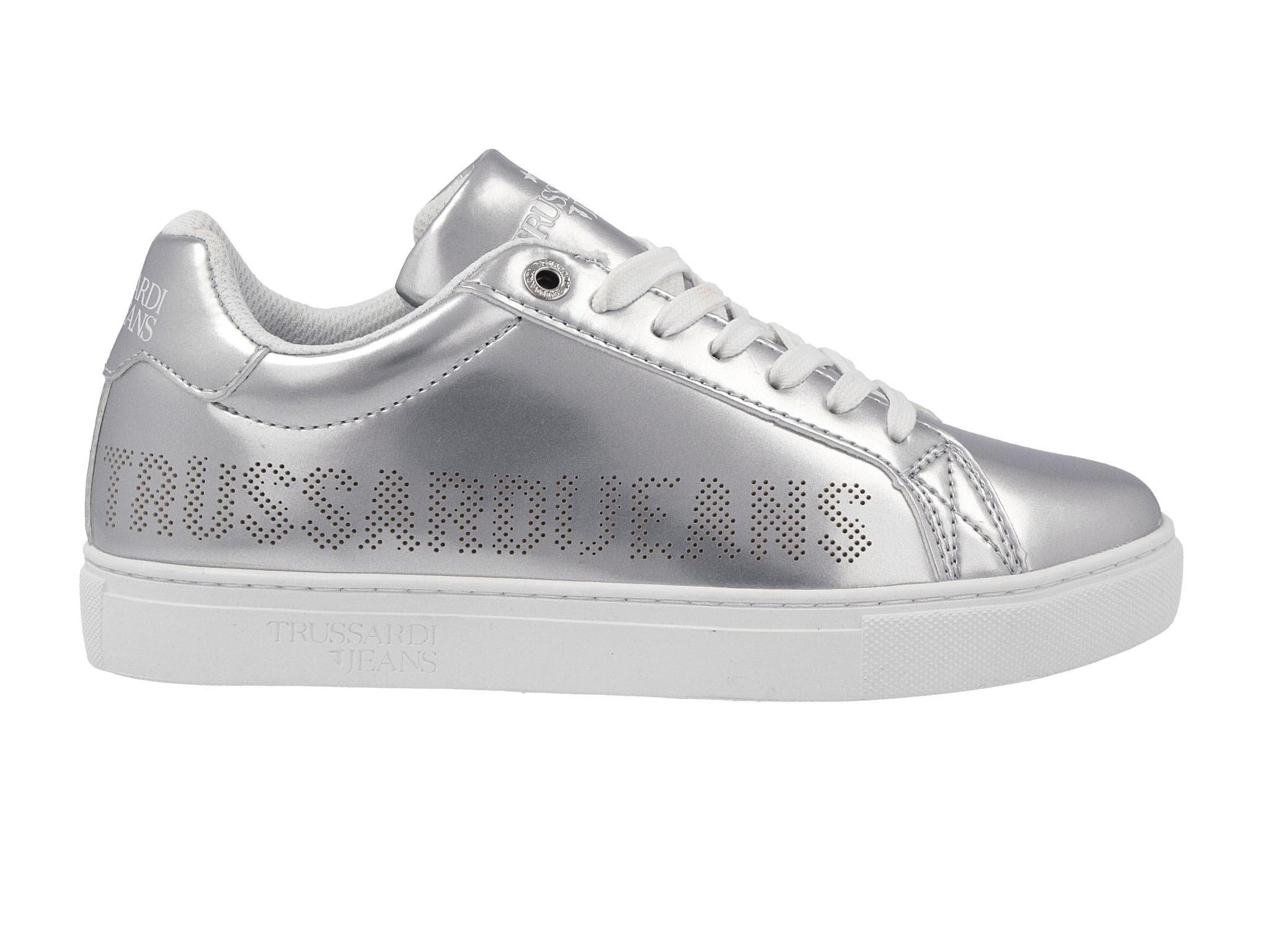 Sportcipő TRUSSARDI JEANS - 79A00465 M020 - Sneakers - Félcipő - Női