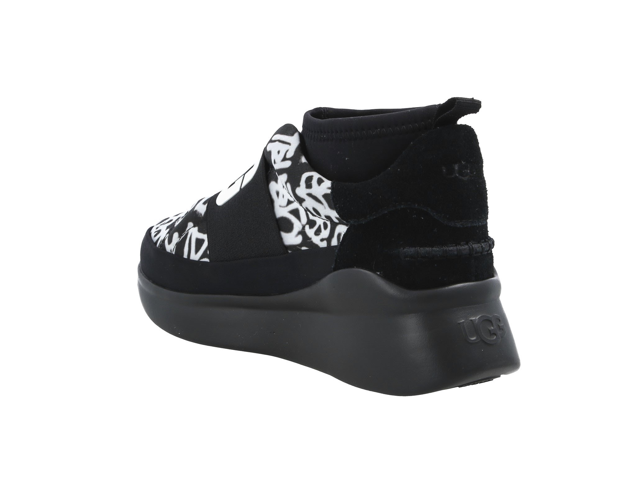 Sneakersy UGG W Neutra Sneaker Graffiti Pop 1106737 Bkw
