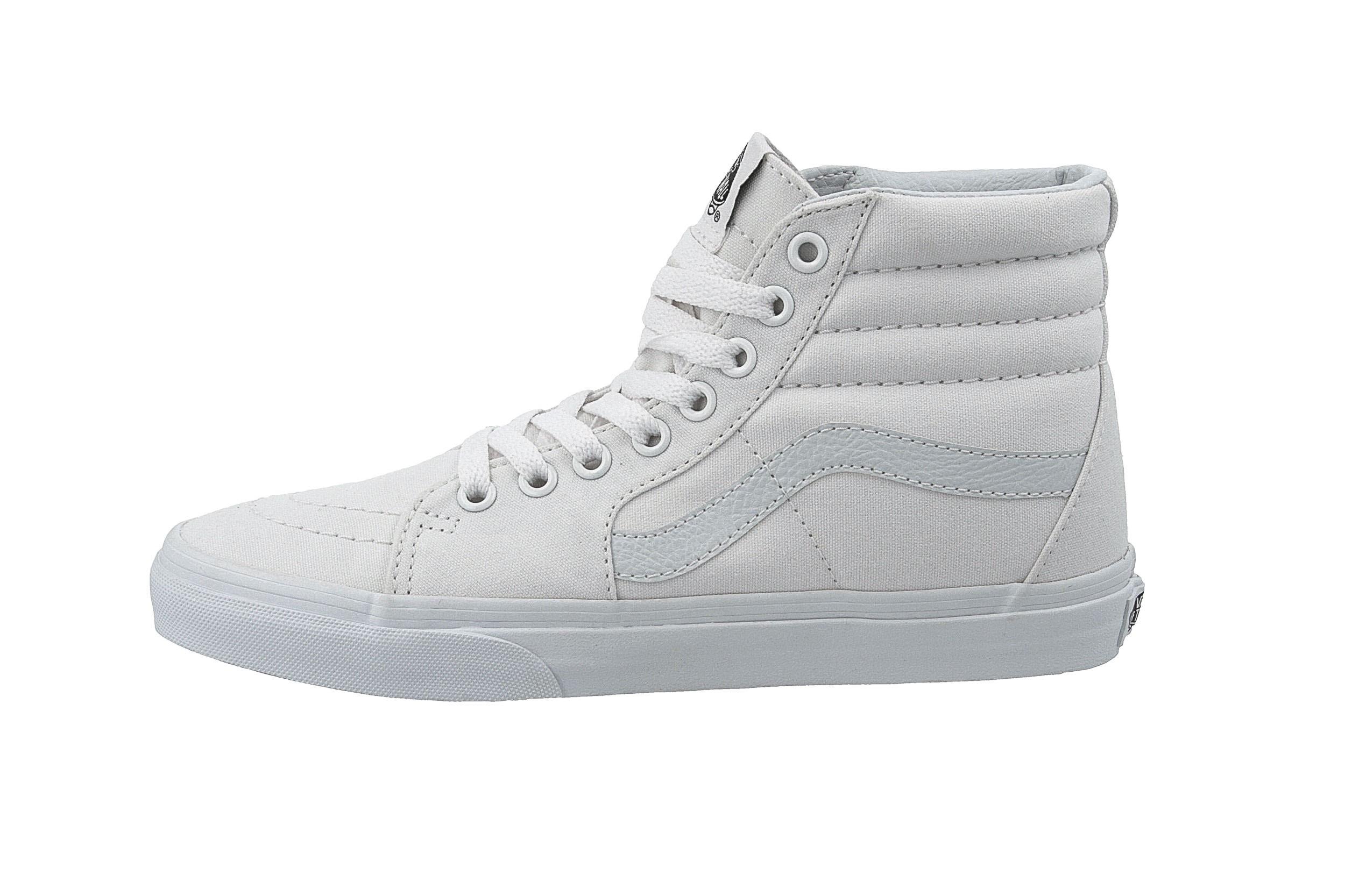 Sneakersy VANS Sk8 Hi VN000D5IW00 True White
