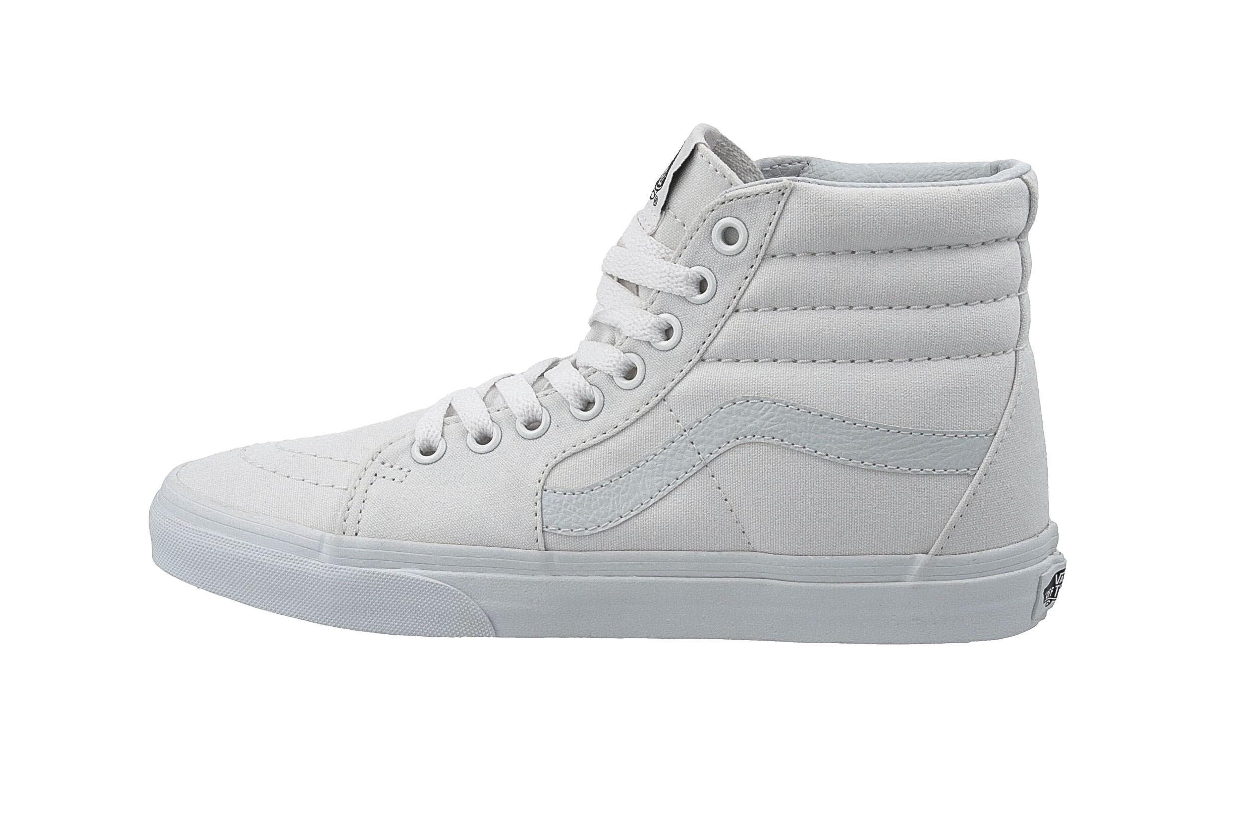 Vans Sk8 Hi true white ab 52,00 € | Preisvergleich bei