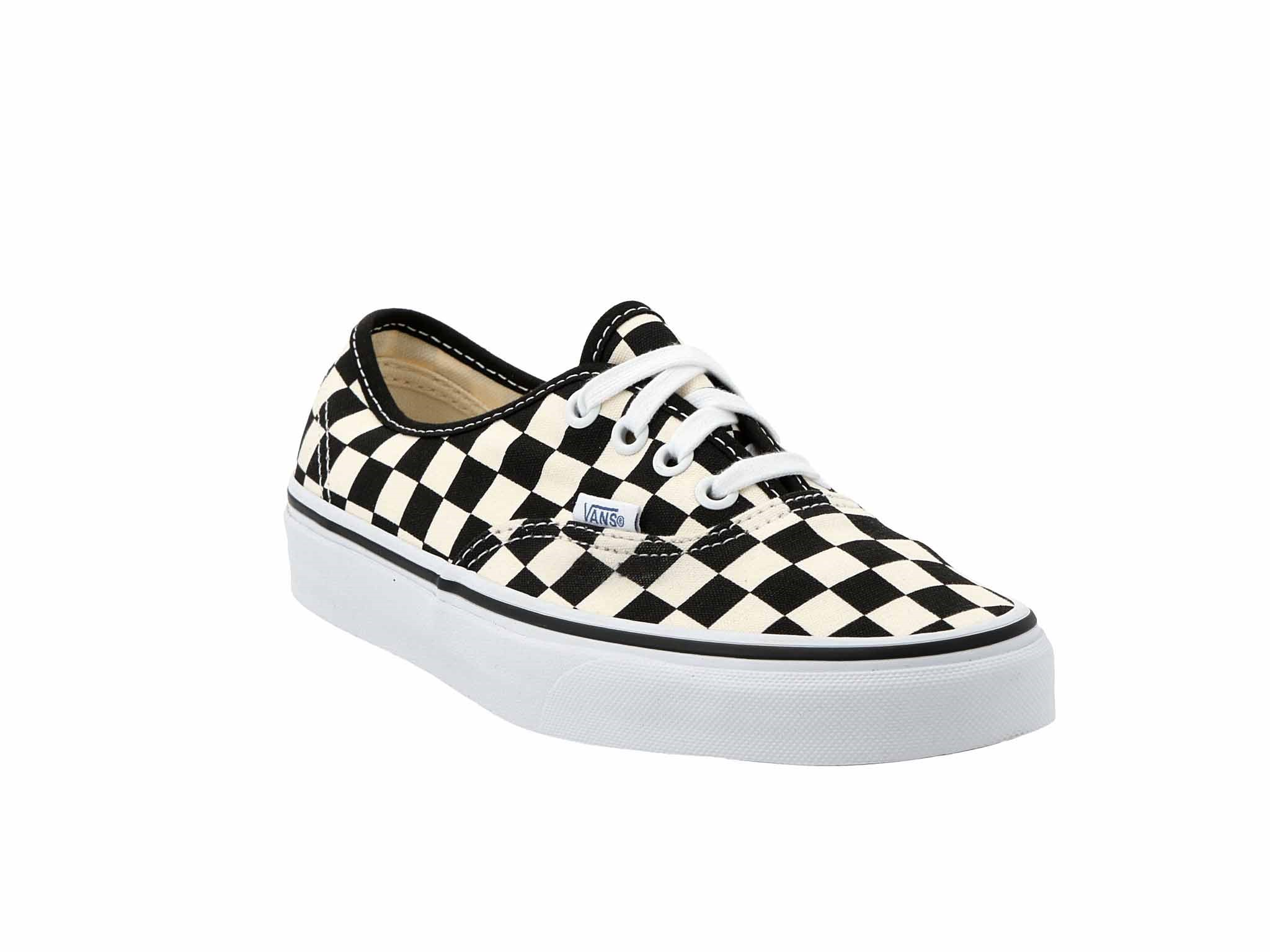 Sneakers buty Vans Authentic Golden Coast black white (VN000W4NDI01)