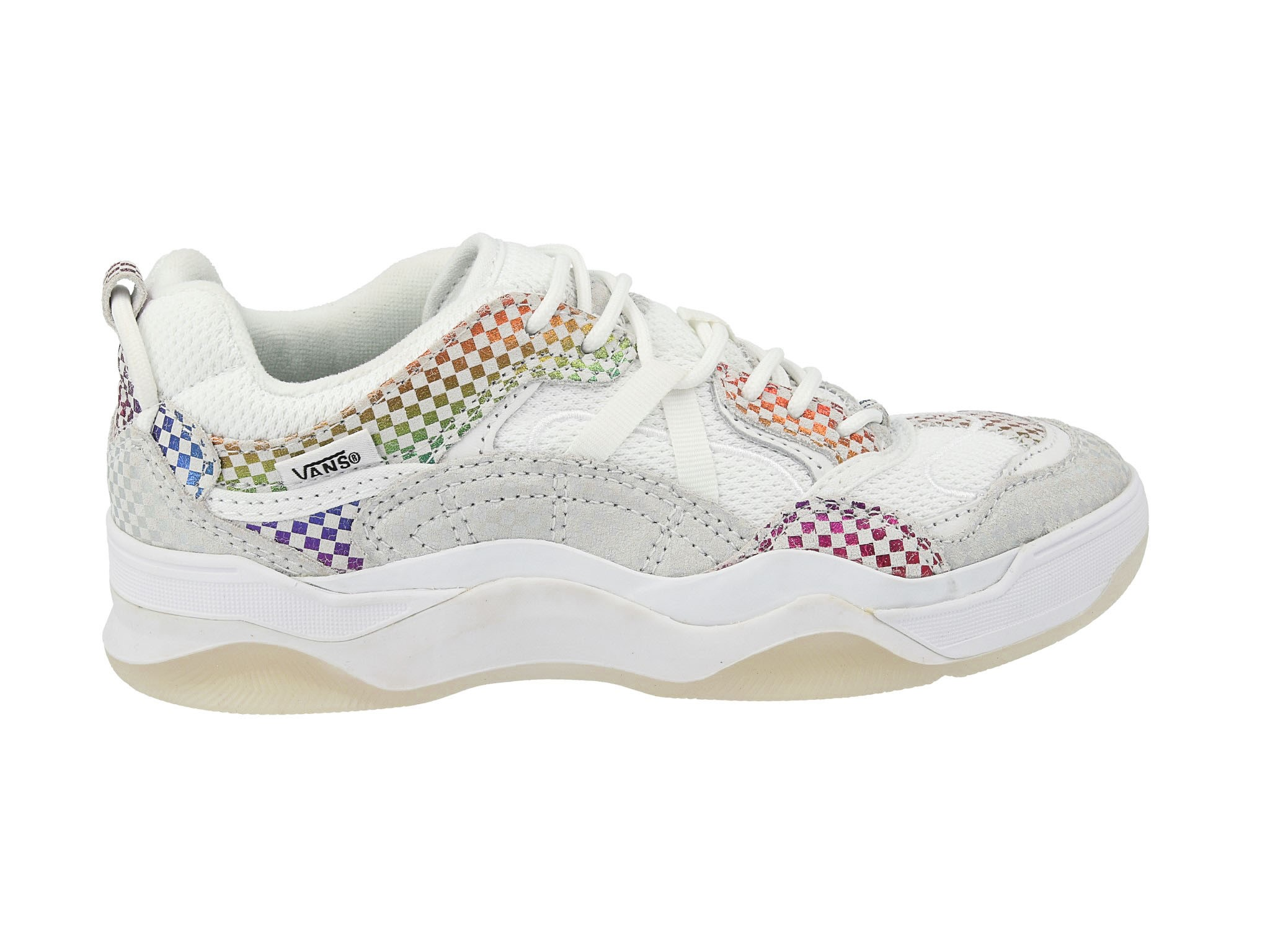 Sneakers VANS - Varix Wc VN0A3WLNTYV1 (Windbreakr) Blcdblctkshtl - Sneakers - Halbschuhe - Damenschuhe