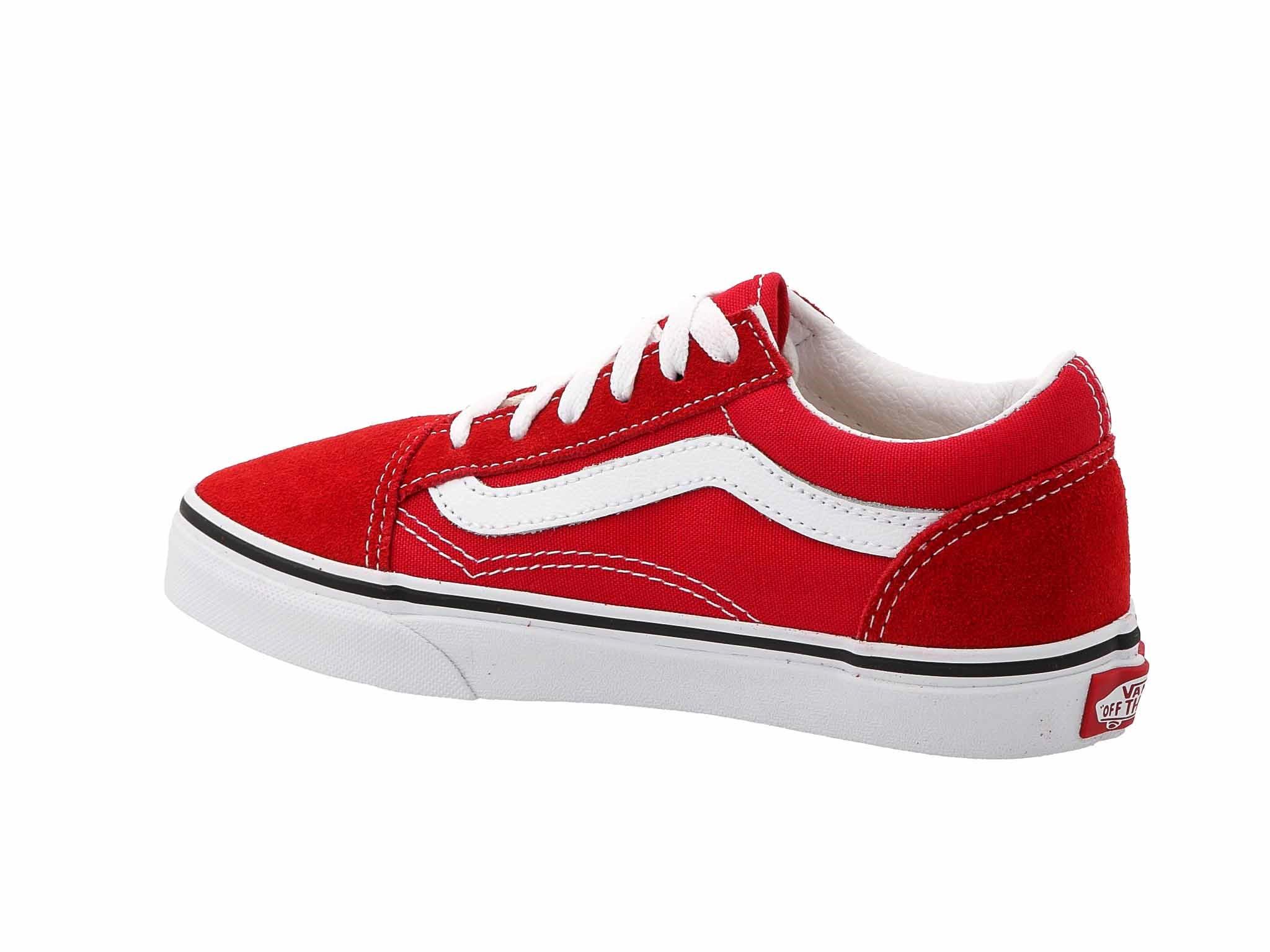 Vans Old Skool V cipő True White