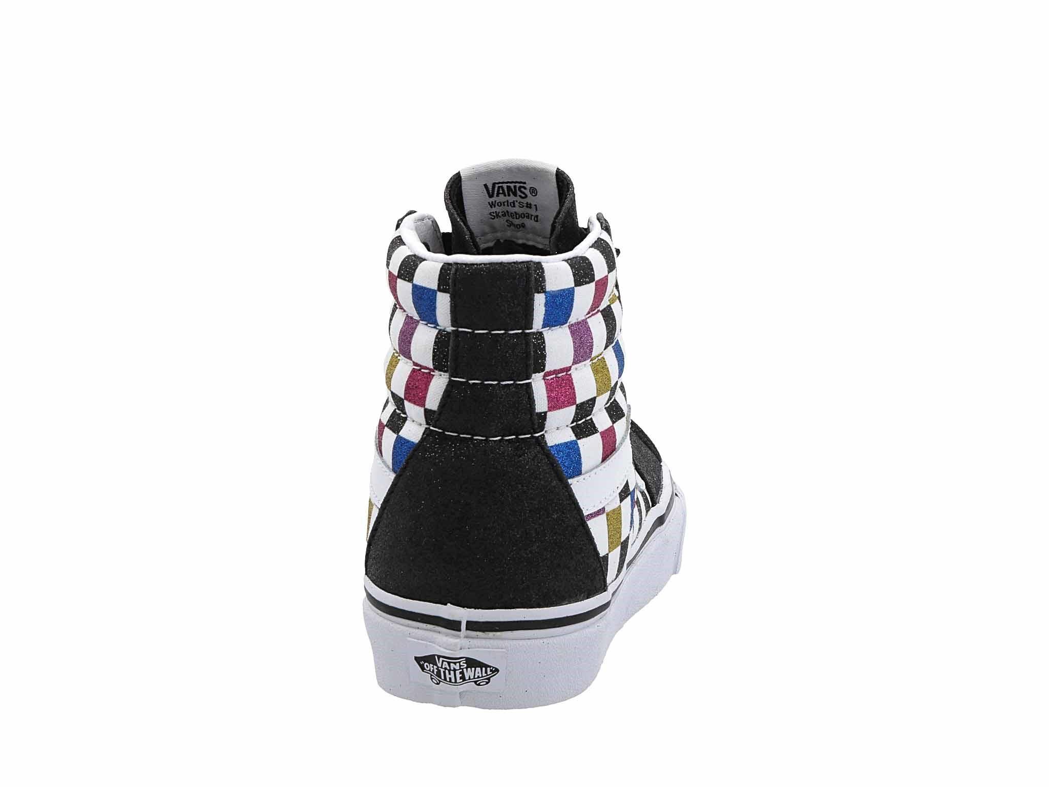 Sneakersy Sk8 Hi VN0A4BV6V3T1 (Otw Quarter) Hiscblktrwht, kolor wielokolorowy (Vans)